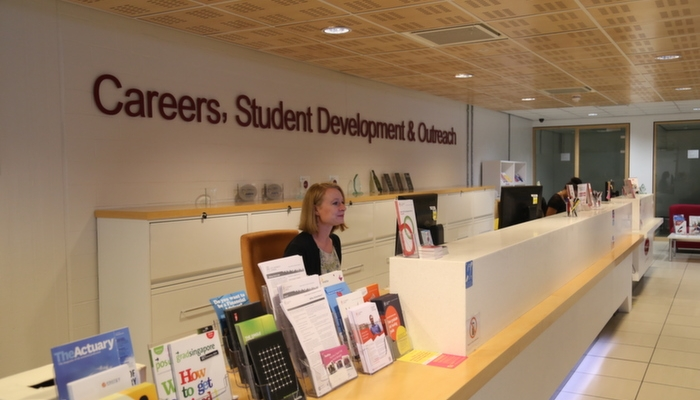 Careers, Student Development and Outreach